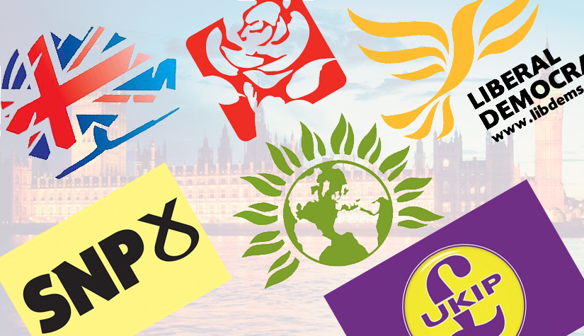 With nearly all UK Parties in turmoil we are in uncharted territory.